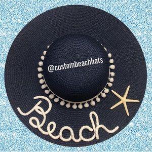 Custom Beach Floppy Hats 👒